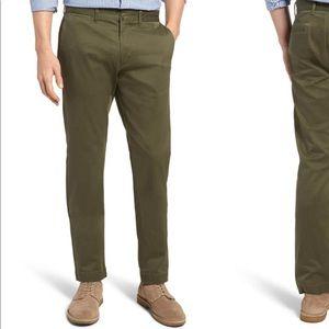 J. Crew Men's Slim Fit Stretch Chino Pants